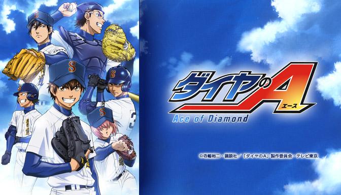 スポーツアニメのアニメ